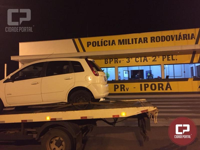 Posto Policial de Iporã apreende 6 mil maços de cigarro contrabandeados do Paraguai