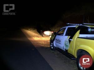Polícia Rodoviária Estadual da 3ª Cia do PPRv Cascavel recupera veículo furtado em Pinhas-PR