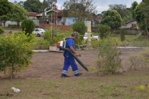 Mutirão leva serviços públicos aos distritos de Umuarama