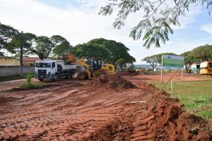 Iniciada duplicação da rua Gralha Azul, tornando-se avenida em Umuarama