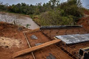 Nova ponte da Estrada Desengano será concretada entre os distritos de Santa Eliza e Roberto Silveira