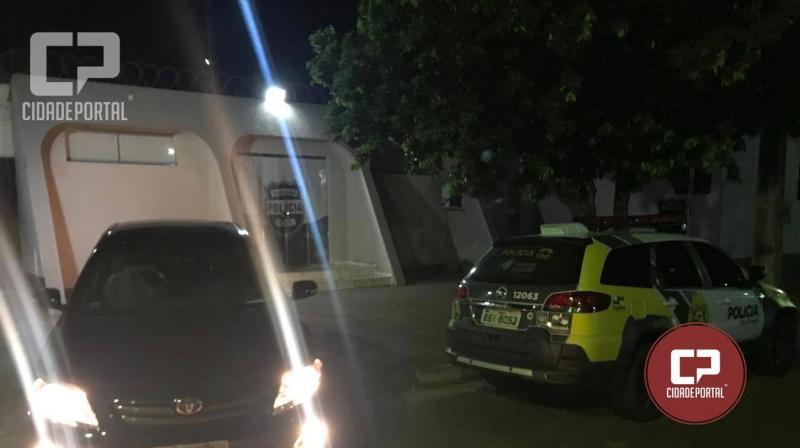 Polícia Militar de Alto Piquiri recupera veículo roubado em Assis Chateuabriand