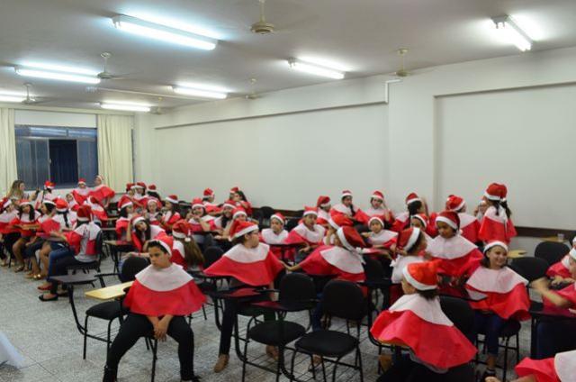 Auto de Natal emocionou o público em Umuarama