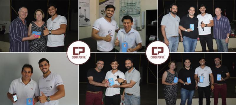 O site Cidade Portal concluiu evento Show de Prêmios do Guia Comercial nesta terça-feira, 12