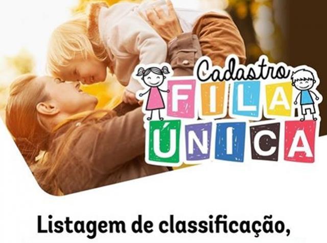 Secretaria de Educação de Umuarama divulga selecionados do Fila Única