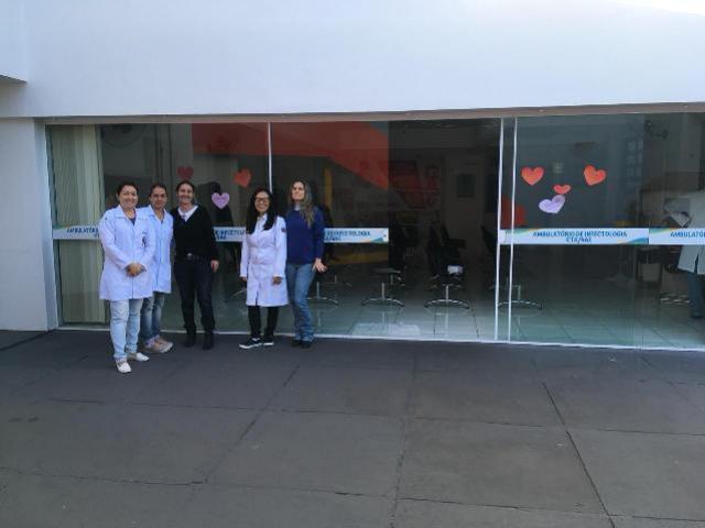 Campanha de orientação sobre ISTs realizou 220 testes rápidos em Umuarama