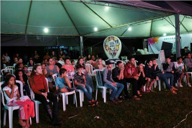 Semana movimentada com atrações do 64º aniversário de Umuarama