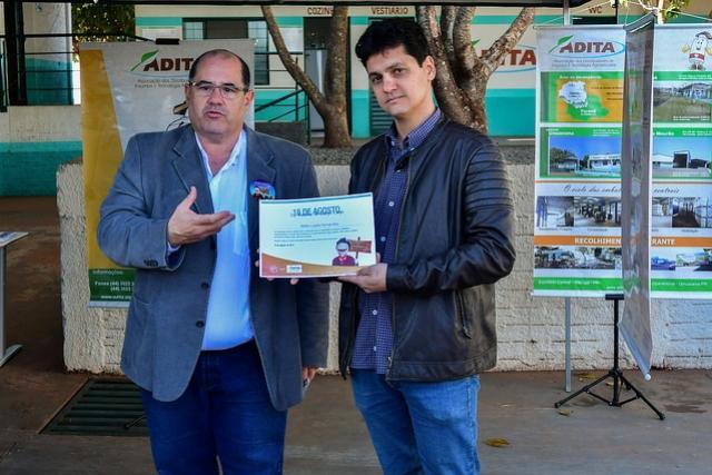 No Dia do Campo Limpo, entidade de Umuarama comemora volume de material recebido