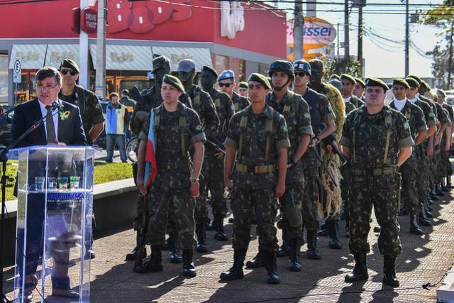 Prefeito de Umuarama agradece parceiros pelo sucesso no desfile da independência