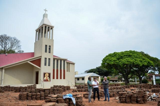 Iniciada a reforma da praça de Santa Eliza em Umuarama
