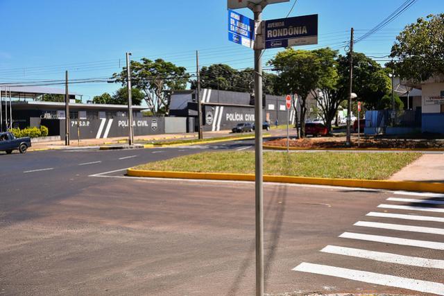 Umutrans alerta para mudança de preferencial em cruzamento na 7ª SDP