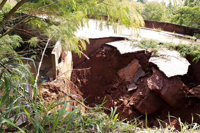 Ponte do São Cristóvão terá obras nos dois aterros em Umuarama