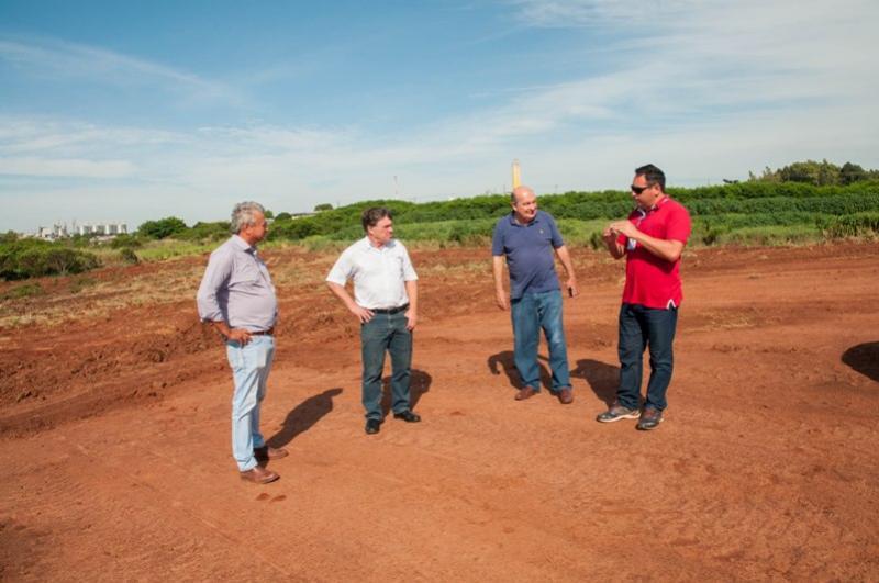 Obras de ampliação avançam no Aeroporto de Umuarama