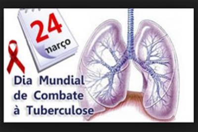 Palestras e testes agendados  emações de combate à tuberculose