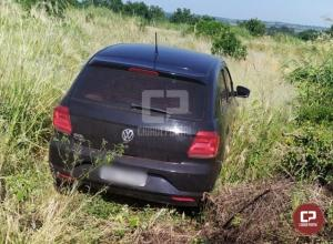 Polícia Civil de Altônia encontra veículo possivelmente utilizado em duplo homicídio