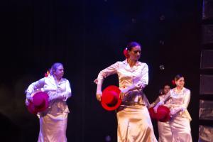 Cia de Dança IFPR Schubert reapresenta o Espetáculo Misturança, que acontecerá Sábado, 21