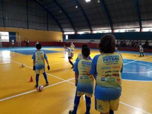 Umuarama futsal também bate um bolão quando o assunto é solidariedade