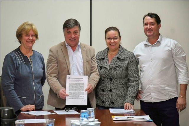 Prefeitura de Umuarama vai repassar R$ 3,4 mi a entidades nos próximos 18 meses