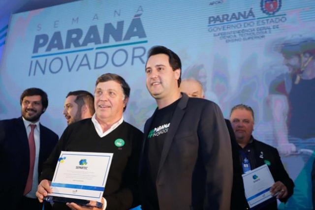 Parque Tecnológico de Umuarama é certificado pelo governo do Estado