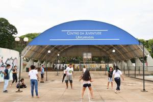 Centro da Juventude em Umuarama promove encontro de diferentes gerações