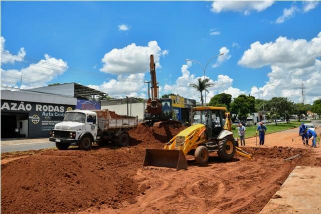 Avenida Parigot de Souza em Umuarama já pode ser liberada ao tráfego