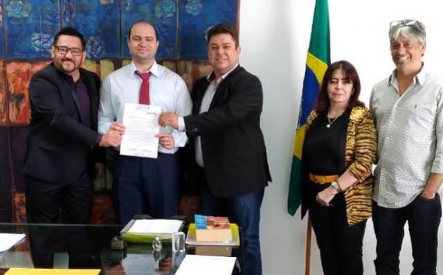 Umuarama pode ser modelo para o Brasil pelo projeto de orquestras sociais da Funarte
