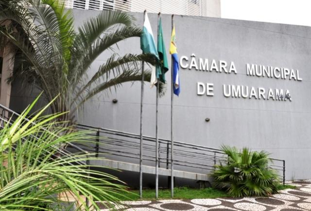 Sessões ordinárias serão retomadas na próxima segunda, 19 em Umuarama