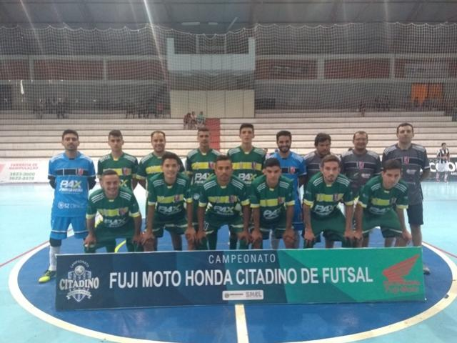 1ª Fase do Campeonato Citadino de Futsal foi finalizada - Fugi Moto Honda Chave Prata 2018