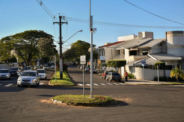 Fiscalização eletrônica de Umuarama auxilia no controle de veículos ena segurança pública