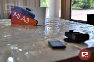 Equipe da PRE de Goioerê apreende centenas de celulares e milhares de baterias durante fiscalização