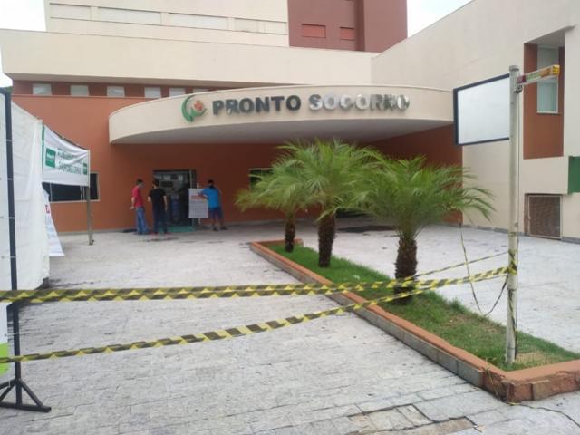 Com capacidade de atendimento esgotada, Cemil fecha pronto socorro para pacientes de Covid-19