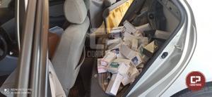ROTAM da 3ª CIA apreende veículo com celulares em fundo falso em Iporã