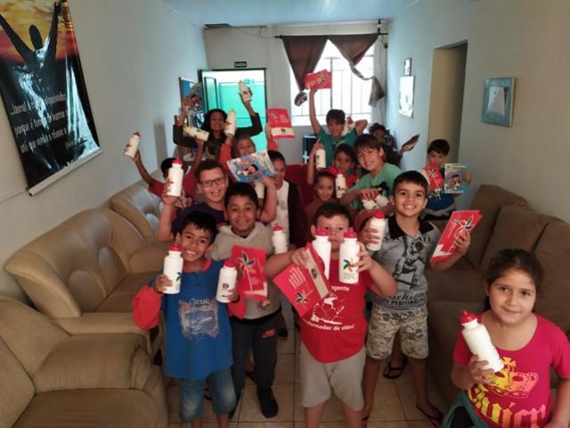 Atividades em Umuarama reforçaram combate ao trabalho infantil entre maio e julho