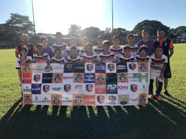 Campeonato Interbairros e Distritos Sub-13 de Umuarama conhecerá campeão no domingo