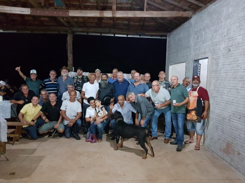 Policiais Militares da Inatividade realizam 0 2º encontro de veteranos em Porto Rico