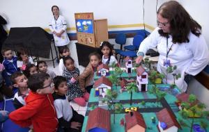 Agentes levam educação em saúde a mais  de 2 mil pessoas em quatro meses