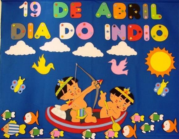 Alunos de Pérola visitam Umuarama no Dia do Índio