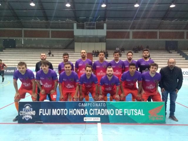 Chave Prata do Citadino de Futsal  tem rodada final nesta sexta, 20