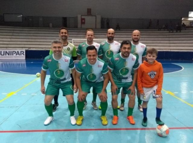 Copa Master de Futsal Masculino de Umuarama começa com uma chuva de gols