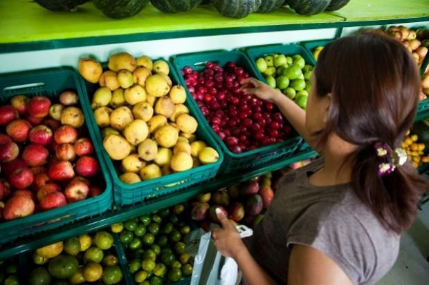 Sacolão do Produtor terá produtos naturais por preço abaixo do mercado