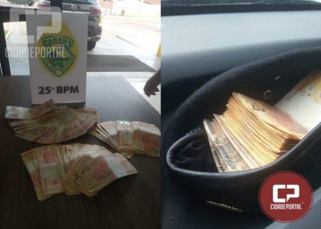 Uma pessoa foi presa pelo crime de moeda falsa em Umuarama