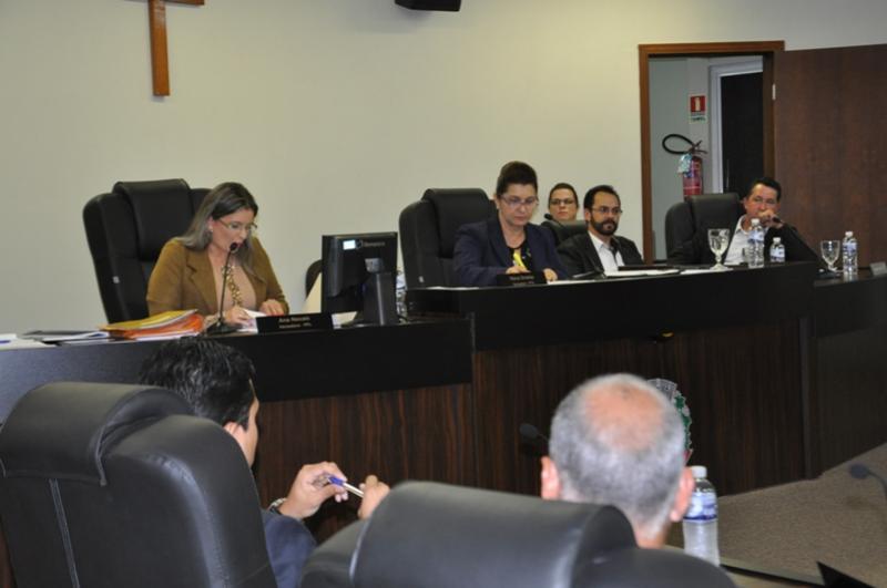 Sessões ordinárias são retomadas com  eleição das comissões permanentes