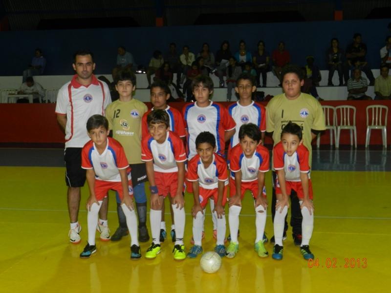 Campeonato de futsal infantil  é mais uma novidade da Smel