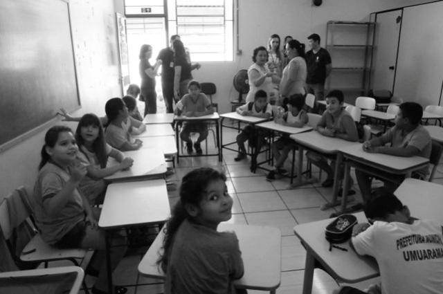 Parceria pedagógica e esportiva com o  Sesc atende 580 alunos da rede municipal