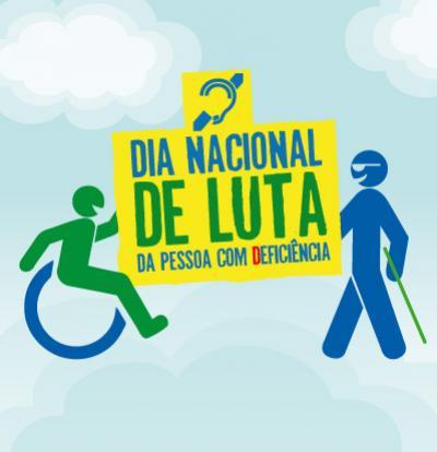Evento do Dia Internacional de Luta da Pessoa com Deficiência foi cancelado