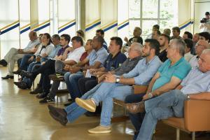 Em audiência pública, Pozzobom apresenta investimentos em infraestrutura urbana