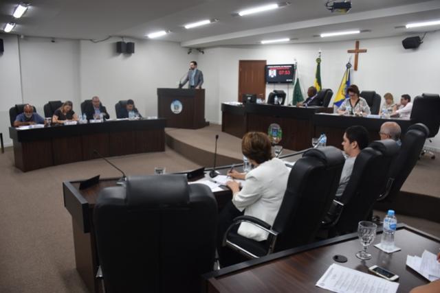 Dez matérias em pauta na sessão ordinária de Umuarama dessa segunda-feira, 18