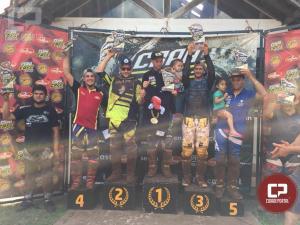 Pilotos Goioerenses da Equipe VX Racing se tornam campeões de Velocross de 2018