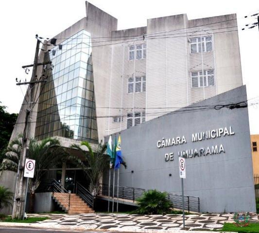 Câmara Municipal de Umuarama notifica órgão de imprensa pela violação de conteúdo inverídico