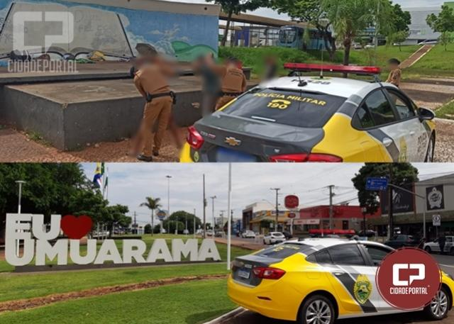 Resultados da Operação Saturação em comemoração ao aniversário do 25º BPM de Umuarama